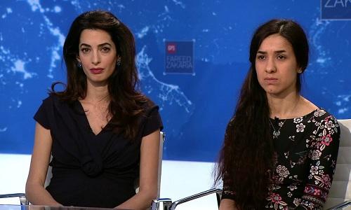 Nô lệ tình dục kêu gọi đưa IS ra xét xử - ảnh 1
