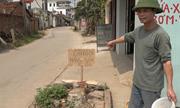 Cây xanh bị 'giải tỏa' trong chiến dịch vỉa hè khiến người dân bất bình