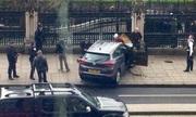 Diễn biến ba phút tấn công khủng bố bên ngoài quốc hội Anh