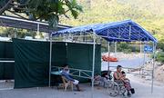 Lũ qua 4 tháng, dân Nha Trang vẫn dựng lều sống giữa đường