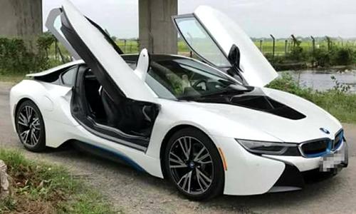 'Hiện tượng' BMW i8 sau hơn một năm giá còn 4 tỷ tại Việt Nam