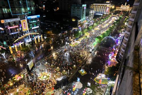 Những e ngại về khu đi bộ ở trung tâm Sài Gòn