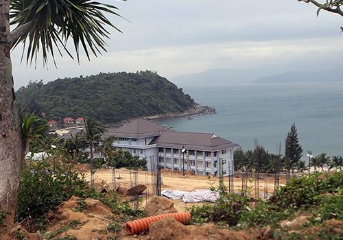 Chuyên gia lo bán đảo Sơn Trà bị phá hủy vì bê tông hóa