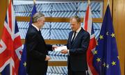 Anh chính thức kích hoạt quá trình rời EU