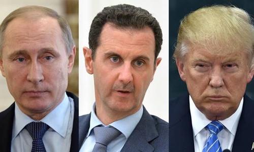Những nguy cơ Mỹ đối mặt sau khi không kích căn cứ quân sự Syria