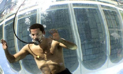 Con người có thể nhịn thở bao lâu dưới nước?