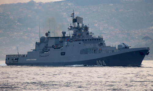 Nga, Iran dọa tấn công đáp trả mọi hành động xâm phạm Syria của Mỹ