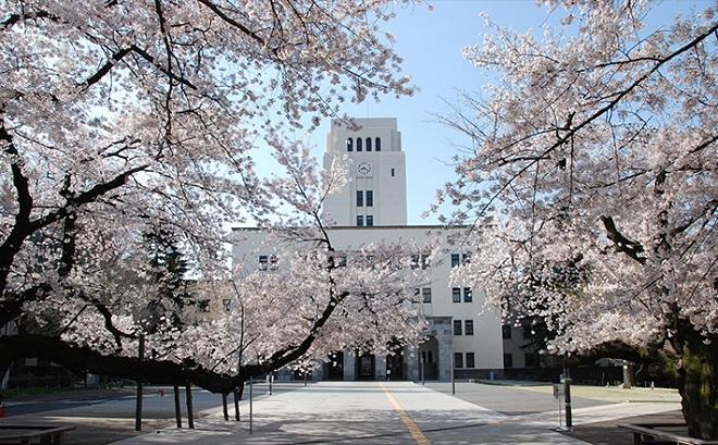 5. Viện Công nghệ Tokyo  Là trường đại học quốc gia chuyên đào tạo khoa học và công nghệ ở Nhật Bản, Viện Công nghệ Tokyo luôn thu hút đông đảo sinh viên ở xứ sở hoa anh đào. Hiện nay, trường có hai cơ sở ở Tokyo và một cơ sở ở Yokohama. Sinh viên thường xuyên được hướng dẫn bởi những nhà nghiên cứu hàng đầu thế giới. Các cấp đại học và sau đại học đều có chương trình giảng dạy bằng tiếng Anh. Ảnh: Hepa