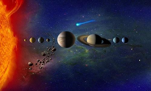 Buổi họp báo của NASA sẽ tập trung vào thế giới đại dương trong hệ Mặt Trời. Ảnh: NASA.