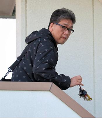 Nghi phạmShibuya Yasumasa