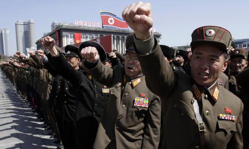 Triều Tiên dọa đáp trả tàn nhẫn nếu bị Mỹ tấn công