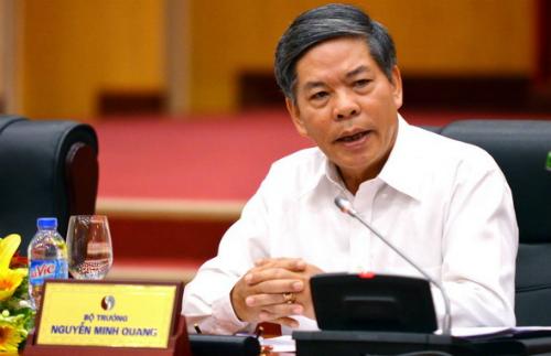 Nguyên Bộ trưởng Nguyễn Minh Quang: Tôi sẵn sàng nhận kỷ luật - ảnh 1