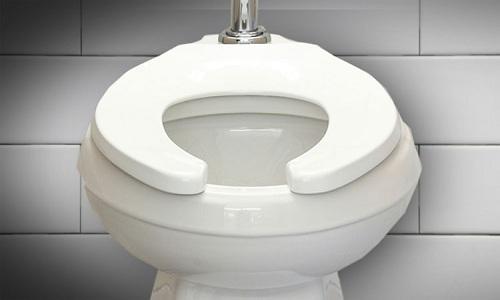 Tại sao bồn vệ sinh công cộng thường có hình chữ U?