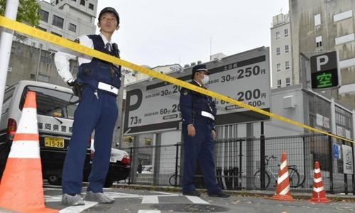 Nhóm cướp tấn công giật vali chứa 3,5 triệu đô ở Nhật Bản - ảnh 1