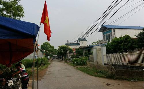 Người dân Đồng Tâm sửa soạn đón Chủ tịch Nguyễn Đức Chung - ảnh 2