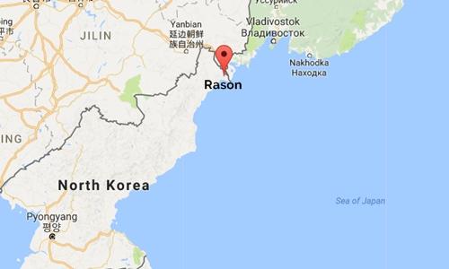 Nhật quan ngại về tuyến phà Nga - Triều - ảnh 2