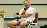Giáo sư Sài Gòn gây sốc khi mặc quần đùi giảng bài trước sinh viên