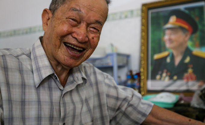Cuộc sống tuổi 90 của đại tá tình báo ở Sài Gòn