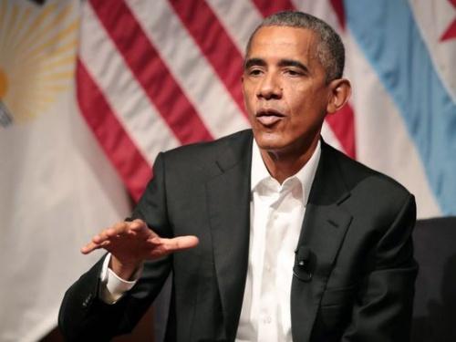 Obama bị chỉ trích vì bài phát biểu 400.000 USD của ngân hàng Phố Wall