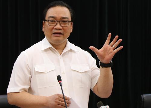 Bí thư Hà Nội: Xác định rõ ranh giới đất địa phương với quốc phòng