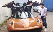 Những siêu xe triệu đôla của Minh Nhựa gây sốt cộng đồng