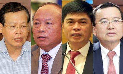 Uy ban kiem tra Trung uong de nghi ky luat ong Dinh La Thang