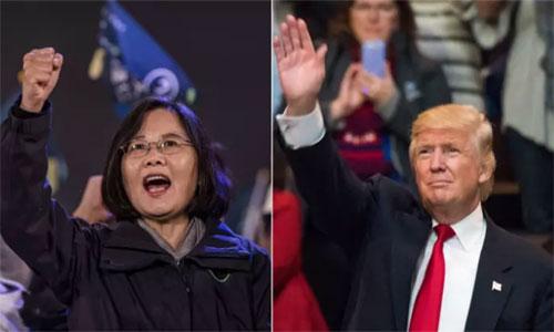 Lãnh đạo Đài Loan có thể điện đàm lần hai với Trump