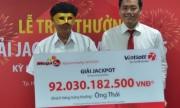 5 vé số Vietlott độc đắc trùng hợp kỳ lạ nóng trên Vitalk