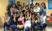 Buổi Offline của câu lạc bộ IELTS Fighter Hà Nội