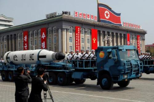 Nga - cứu cánh của Triều Tiên trước áp lực Mỹ - Trung
