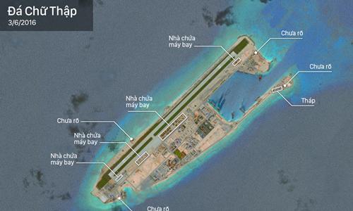 Việt Nam lên tiếng trước lo ngại Mỹ không ngăn Trung Quốc ở Biển Đông