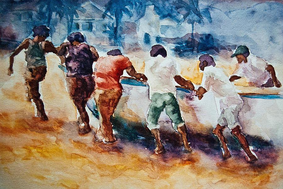Ngư dân nô lệ