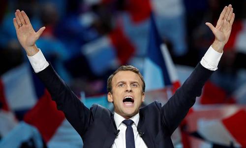 Tổng thống Macron - Napoleon thứ hai của nước Pháp