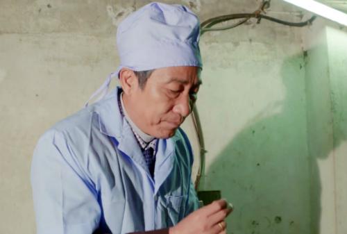 Cựu chiến binh khởi nghiệp với nghề làm bánh đậu xanh