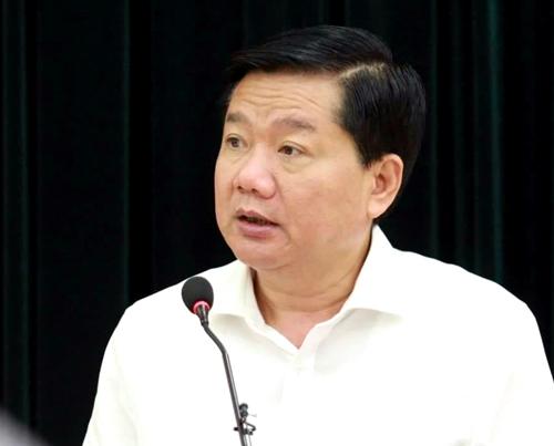 Ông Đinh La Thăng xin lỗi nhân dân TP HCM