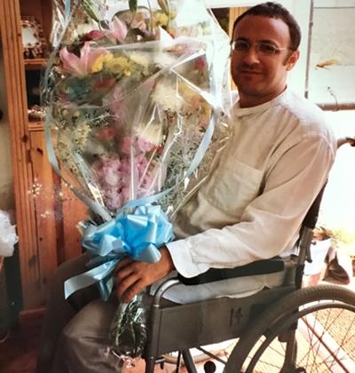 Đạo diễn Anh tìm ân nhân Việt cứu trong tai nạn giao thông