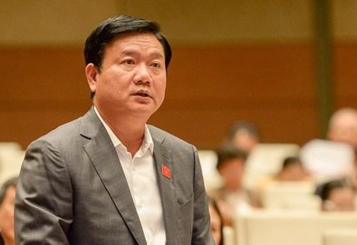 Ông Đinh La Thăng chuyển sinh hoạt về đoàn đại biểu Quốc hội Thanh Hoá