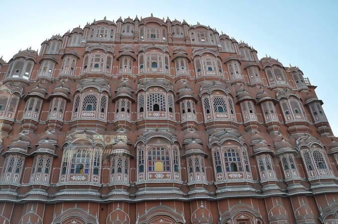Jaipur – Thành phố hồng xinh đẹp của Ấn Độ