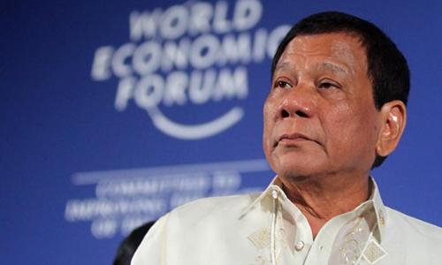 Duterte: Ông Tập dọa chiến tranh nếu Philippines khoan dầu ở Biển Đông - ảnh 1