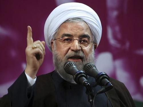 Tổng thống Iran tái đắc cử với cách biệt lớn - ảnh 1