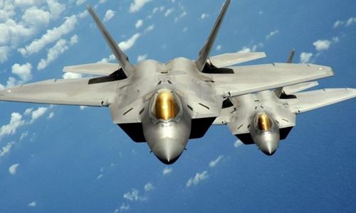 Mỹ điều chiến đấu cơ hộ tống máy bay chở khách nghi bị không tặc - ảnh 1