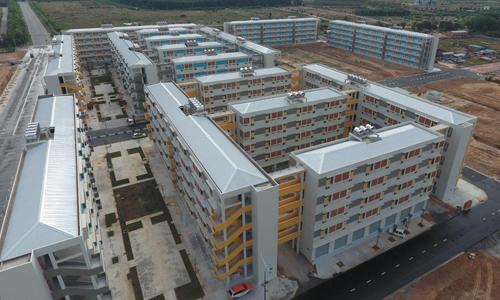 Hà Nội sẽ xây nhà 150 triệu bán cho công nhân - ảnh 1