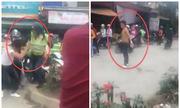 Nhóm phượt thủ đánh người vì bị nhắc nẹt pô ầm ỹ