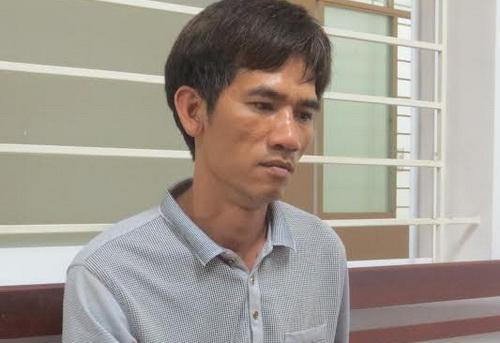 Đông bị bắt sau 2 năm gây án. Ảnh: Phước Tuấn