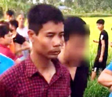 Nghi phạm giết nam thanh niên, vứt xác loã thể bị bắt