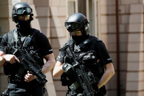 Anh nâng mức cảnh báo đe dọa khủng bố lên cao nhất