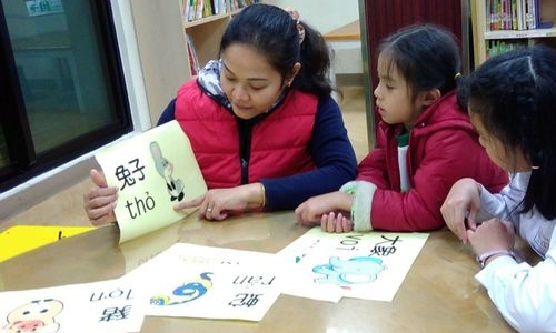 Nhu cầu học tiếng Việt ở Đài Loan tăng mạnh - ảnh 1