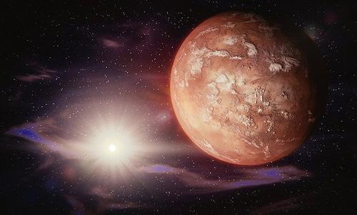 Sao Hỏa có thể được chinh phục trong 20-30 năm tới. Ảnh: Pixabay.