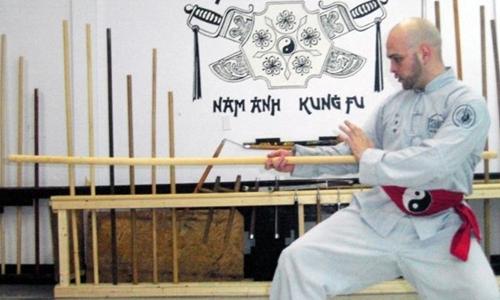 Cao thủ Vịnh Xuân nghi ngờ nội công môn phái Nam Huỳnh Đạo