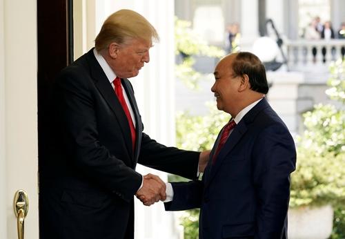 Báo quốc tế đưa tin về cuộc gặp giữa Thủ tướng Việt Nam và Tổng thống Mỹ